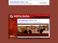 Náhled webu Nová Bára
