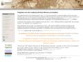 Náhled webu Oldmaps - Staré mapy