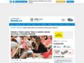 Náhled webu Olomoucký deník