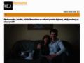 Náhled webu Olomoucký Rej