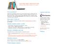 Náhled webu Odborné IT knihy