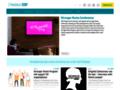 Náhled webu Open Society Fund Praha