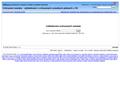 Náhled webu Vyhledávání ochranných známek