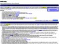 Náhled webu PHP Triky - Jakub Vrána