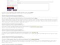 Náhled webu Diskusní fórum