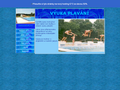 Náhled webu Výuka plavání
