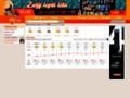 Náhled webu SMS.cz: Předpověď počasí