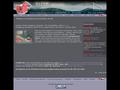 Náhled webu ALTAN Observatory