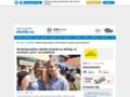 Náhled webu Prachatický deník