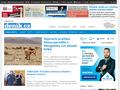 Náhled webu Pražský deník