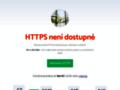 Náhled webu Přerovské strojírny