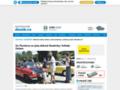 Náhled webu Prostějovský deník