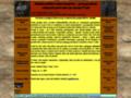 Náhled webu Multimediální mineralogicko - petrografický exkurzní průvodce po území Čech