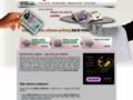 Náhled webu Půjčky na občanku