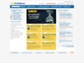 Náhled webu PostSignum QCA