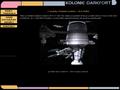 Náhled webu Star Trek: Kolonie DARKFORT - U.S.S. Reef