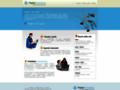 Náhled webu Národní registr komplikací gynekologické laparoskopie