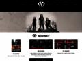 Náhled webu Menhir
