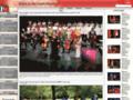 Náhled webu Romové v České republice