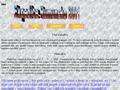 Náhled webu Expedice Rumunsko 2001
