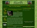 Náhled webu Sarth - R. E. Feist