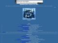 Náhled webu Rammstein: Schwarzes Glas