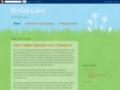 Náhled webu Glee (seriál)