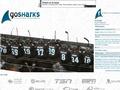 Náhled webu San Jose Sharks