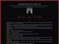 Náhled webu Sanskrtský slovník on-line