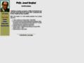 Náhled webu Josef Smýkal