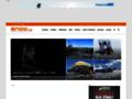 Náhled webu Snow - časopis pro lyže a snowboard