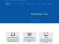 Náhled webu SOkA Trutnov