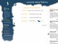 Náhled webu Umělá lezecká stěna Rožnov pod Radhoštěm