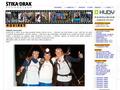 Náhled webu Štika & Drak eXtreme team