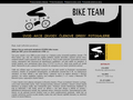 Náhled webu STOPRO bike team