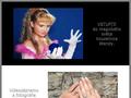 Náhled webu Magic Show Wendy