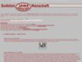 Náhled webu Sudeten Jawa Manschaft
