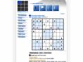 Náhled webu Sudoku