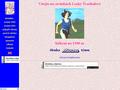 Náhled webu Švaňhalová  Lenka
