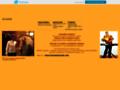 Náhled webu Hudba na svatbu z Brna