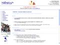 Náhled webu Horfos ,  horácké folklorní sdružení
