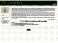 Náhled webu Tanciky.cz