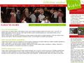 Náhled webu Taneční domy Pardubice