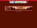 Náhled webu Taria - svět a dobrodružství