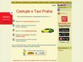 Náhled webu Dimo taxi
