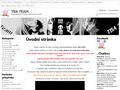 Náhled webu Translation of Beloved Anime Team