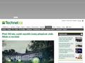 Náhled webu Technet.cz