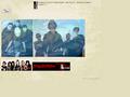 Náhled webu The Rasmus