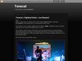 Náhled webu Tonecat