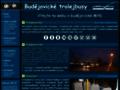 Náhled webu Budějovické trolejbusy